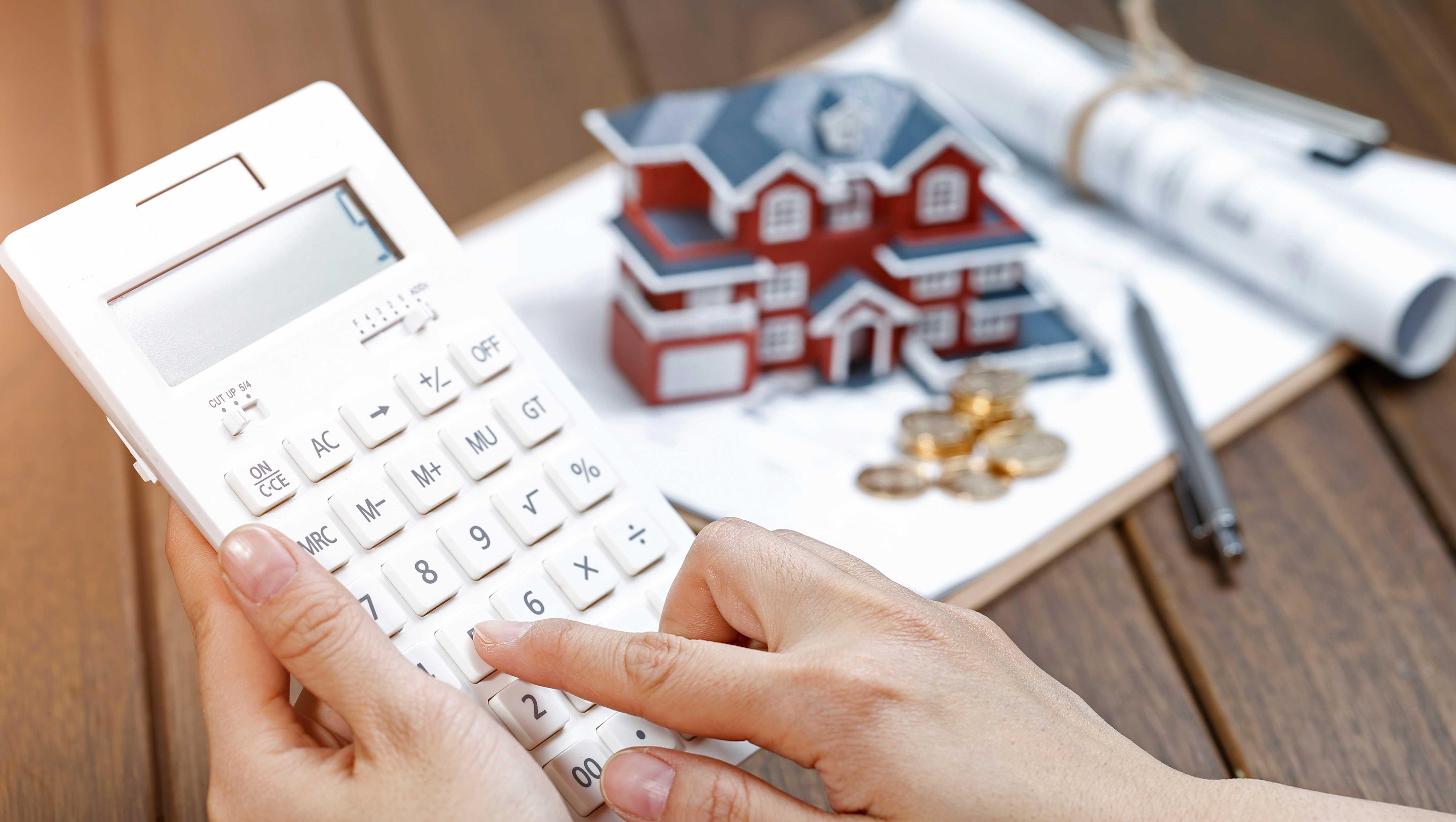 Taux d'intérêt hypothécaires d'aujourd'hui